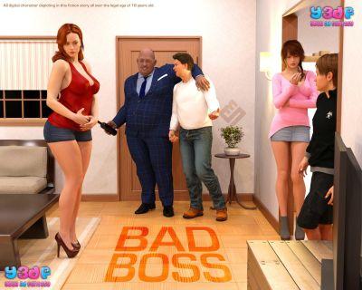 Y3DF- Bad Boss
