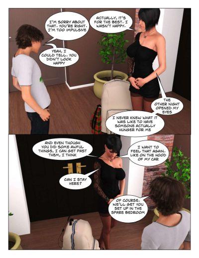 Incest Story - Part 7: Auntie - part 4